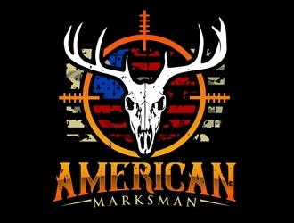 American Marksman logo design