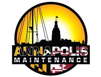 Annapolis Maintenance logo design