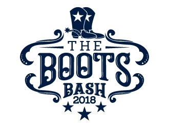 The Boosts Bash logo design