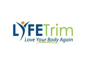 LYFETrim logo design