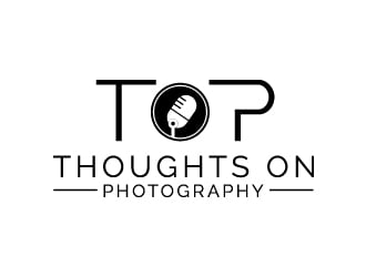 Thoughts On Photography logo design