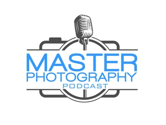 Master Photography Podcast logo design