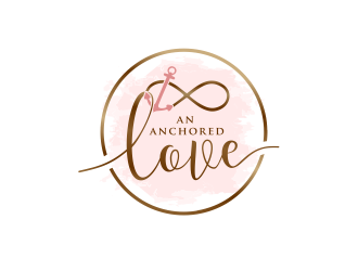 An Anchored Love logo design