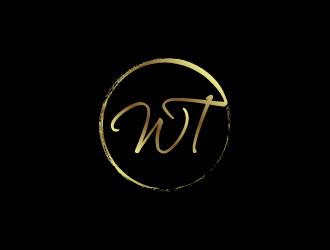 T&W or W&T logo design