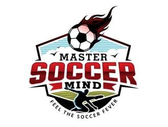 Master Soccer Mind logo design
