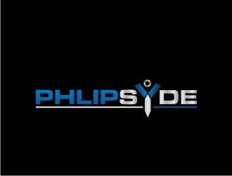 PhlipSyde logo design