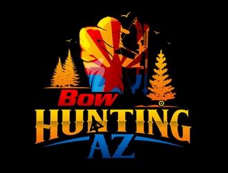 BowhuntingAZ logo design