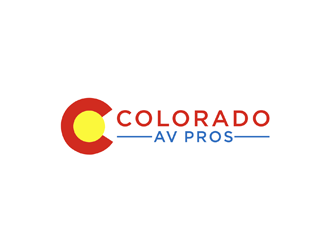 Colorado AV Pros logo design