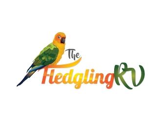 The Fledgling RV logo design