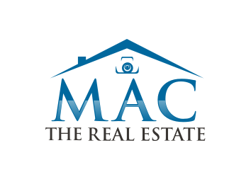 The Real Estate Mac logo design