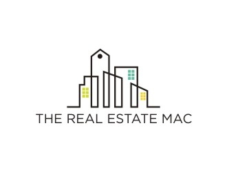 The Real Estate Mac logo design by Meyda