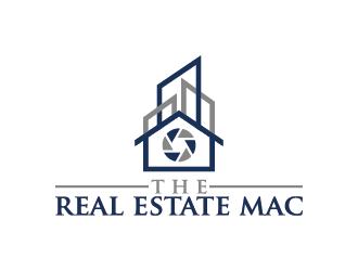 The Real Estate Mac logo design by mhala