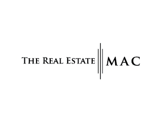 The Real Estate Mac logo design by Fear