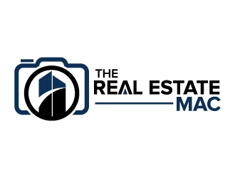 The Real Estate Mac logo design by jaize