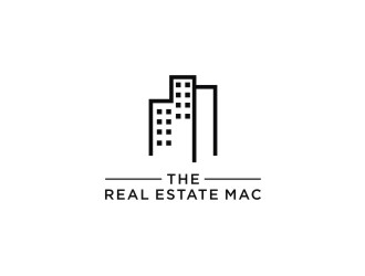 The Real Estate Mac logo design by Franky.