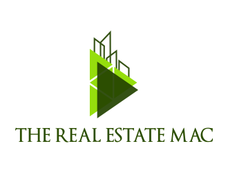 The Real Estate Mac logo design by JessicaLopes