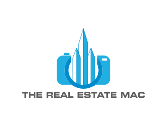 The Real Estate Mac logo design by Greenlight