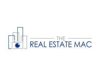 The Real Estate Mac logo design by done
