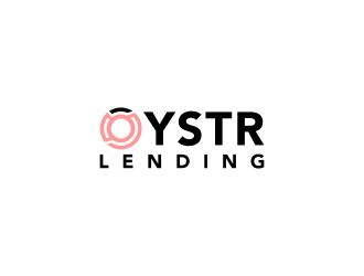 Oystr Lending logo design