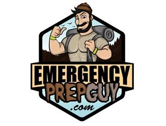 EmergencyPrepGuy.com logo design