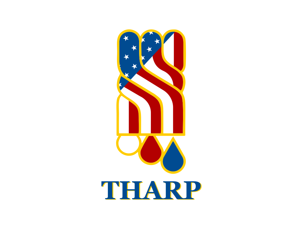 Tharp Logo logo design