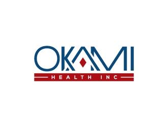 OKAMI HEALTH INC logo design