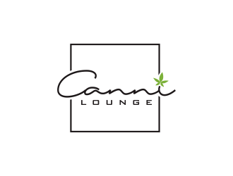 Canni Lounge logo design