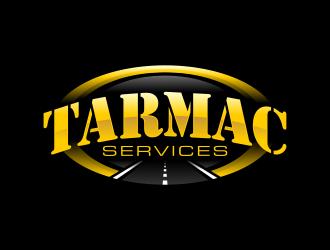 TARMAC SERVICES logo design