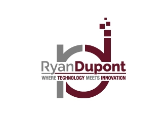 Ryan Dupont or Dupont Digital logo design