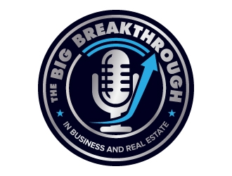 The Big Breakthrough logo design