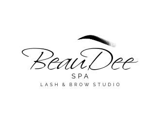 BeauDee Spa logo design