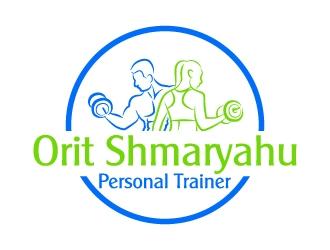 Orit Shmaryahu logo design