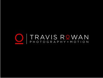 Travis Rowan Photography   Motion logo design