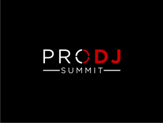 ProDJ Summit logo design