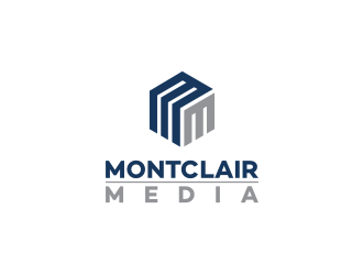 Montclair Media Group logo design