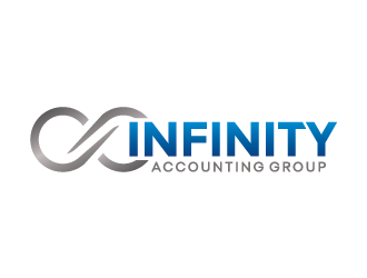 Infinity Accounting Group logo design