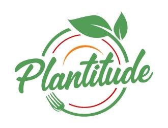Plantitude logo design