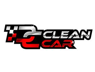 Clean Car logo design
