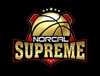 NORCAL SUPREME logo design