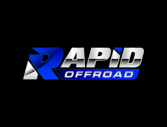 Rapid Offroad logo design