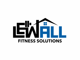 LEW ALL  logo design