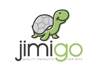 JIMIGO logo design