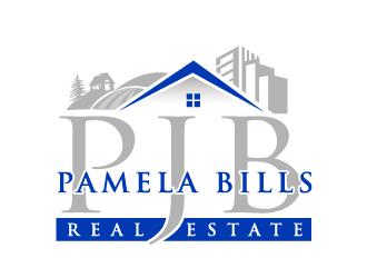 PJB Homes / Design / Staging logo design