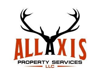 All Axis Property Services LLC logo design