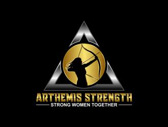 Artemis Strength  logo design by perf8symmetry