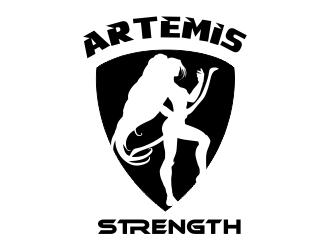 Artemis Strength  logo design by mckris