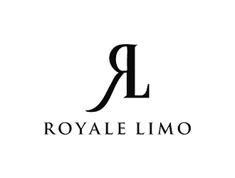 Royale Limo logo design