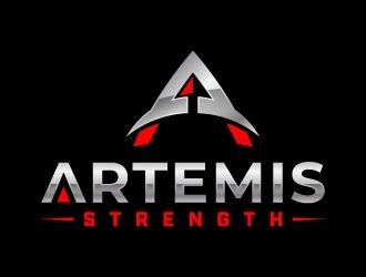Artemis Strength  logo design by jaize