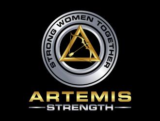 Artemis Strength  logo design by Kruger