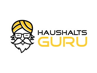 HAUSHALTSGURU logo design
